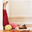viparita karani legs up the wall pose PLD polycystic liver disease pkd polycystic kidney disease exercises