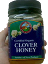 clover honey avoid polycystic liver disease